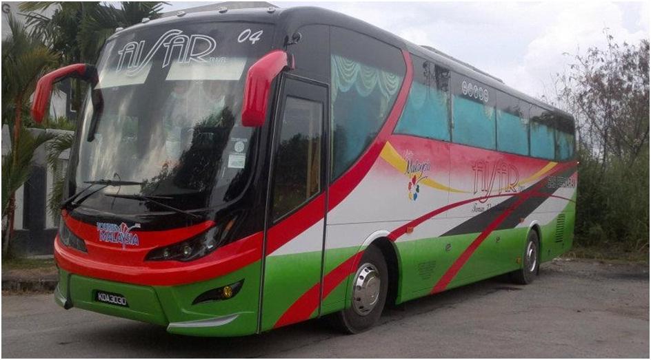 perkhidmatan bas persiaran, sewa bas & package pelancongan ...
